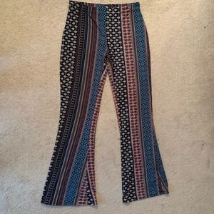 Flare Pants (worn once)